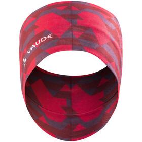 VAUDE Cassons - Accesorios para la cabeza - rojo/violeta